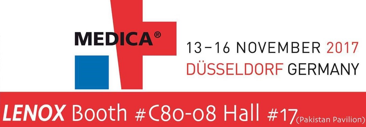 Meet us at MEDICA 2017